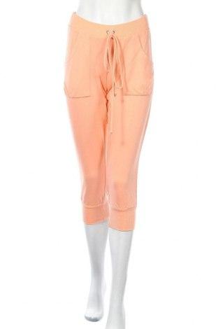 Дамско спортно долнище Chillytime, Размер S, Цвят Розов, 100% памук, Цена 13,23лв.