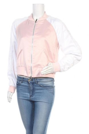Дамско яке Alba Moda, Размер L, Цвят Розов, 97% полиестер, 3% еластан, Цена 43,45лв.