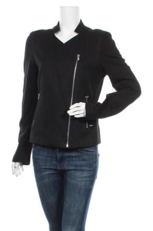 Γυναικείο μπουφάν Mexx, Μέγεθος L, Χρώμα Μαύρο, 52%ακρυλικό, 30% βαμβάκι, 148% βισκόζη, Τιμή 23,09€