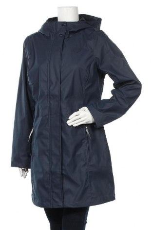Γυναικείο μπουφάν Tom Tailor, Μέγεθος L, Χρώμα Μπλέ, Πολυεστέρας, Τιμή 57,60€