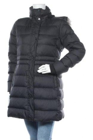 Γυναικείο μπουφάν Tommy Hilfiger, Μέγεθος M, Χρώμα Μαύρο, Φτερά και πούπουλα, πολυεστέρας, Τιμή 210,82€