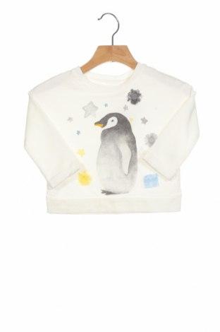 Детска блуза Lft, Размер 3-6m/ 62-68 см, Цвят Бял, Памук, Цена 8,58лв.