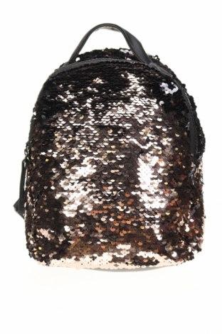 Детска раница, Цвят Черен, Текстил, еко кожа, Цена 17,75лв.