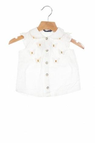 Детска риза Original Marines, Размер 6-9m/ 68-74 см, Цвят Бял, Цена 15,48лв.