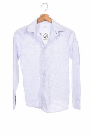Детска риза Weise, Размер 11-12y/ 152-158 см, Цвят Бял, 65% полиестер, 35% памук, Цена 9,82лв.