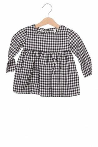 Παιδικό φόρεμα Lefties, Μέγεθος 6-9m/ 68-74 εκ., Χρώμα Μαύρο, 64% βαμβάκι, 36% πολυεστέρας, Τιμή 11,37€