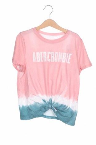 Детска тениска Abercrombie Kids, Размер 9-10y/ 140-146 см, Цвят Розов, 60% памук, 40% полиестер, Цена 43,07лв.