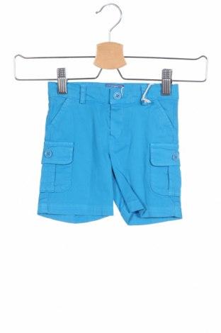 Dětské krátké kalhoty  Fay, Velikost 6-9m/ 68-74 cm, Barva Modrá, Cena  214,00Kč
