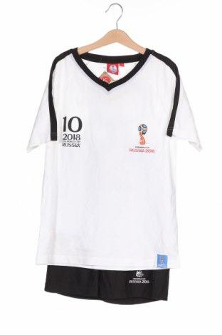 Dětský komplet  Fifa World Cup, Velikost 8-9y/ 134-140 cm, Barva Černá, Polyester, Cena  426,00Kč