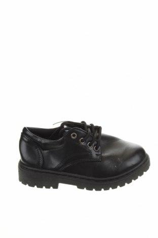 Детски обувки B Collection, Размер 27, Цвят Черен, Еко кожа, Цена 14,31лв.