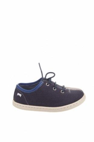 Детски обувки Camper, Размер 23, Цвят Син, Текстил, Цена 89,25лв.