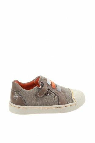 Детски обувки Garvalin, Размер 20, Цвят Сив, Текстил, полиуретан, Цена 25,53лв.