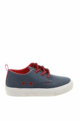 Детски обувки Garvalin, Размер 28, Цвят Син, Текстил, Цена 34,34лв.