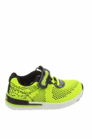 Детски обувки Garvalin, Размер 20, Цвят Зелен, Текстил, Цена 27,60лв.