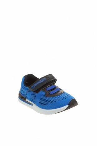 Детски обувки Garvalin, Размер 20, Цвят Син, Текстил, Цена 23,46лв.