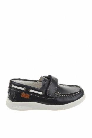 Детски обувки Garvalin, Размер 28, Цвят Син, Естествена кожа, Цена 36,30лв.