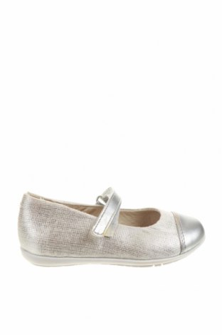 Детски обувки Garvalin, Размер 24, Цвят Сребрист, Текстил, еко кожа, Цена 20,27лв.