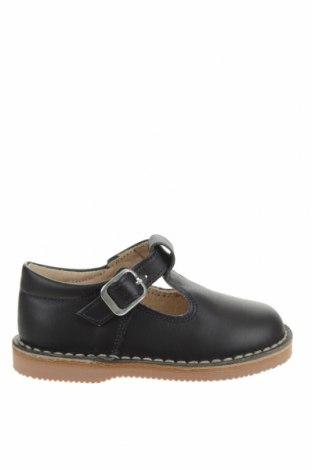 Детски обувки Little Celebs, Размер 20, Цвят Син, Естествена кожа, Цена 26,04лв.
