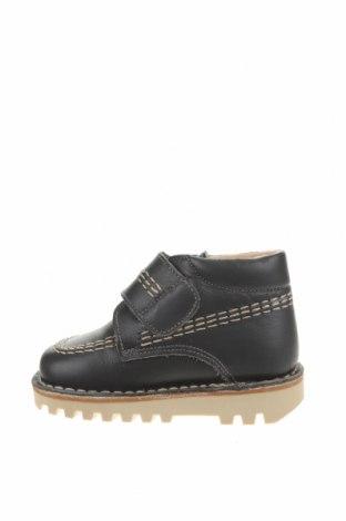 Детски обувки Little Celebs, Размер 20, Цвят Син, Естествена кожа, Цена 17,32лв.