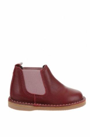 Детски обувки Little Celebs, Размер 20, Цвят Червен, Естествена кожа, Цена 15,96лв.