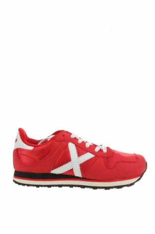 Детски обувки Munich, Размер 35, Цвят Червен, Текстил, Цена 63,22лв.