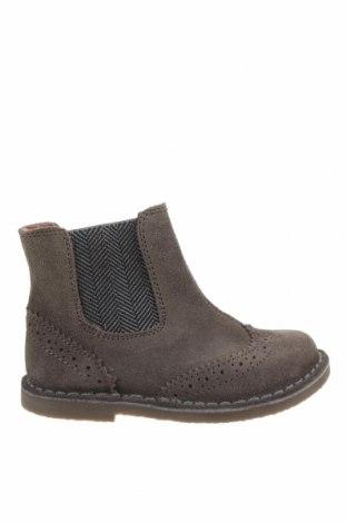Детски обувки Oca-Loca, Размер 25, Цвят Сив, Естествен велур, Цена 149,00лв.