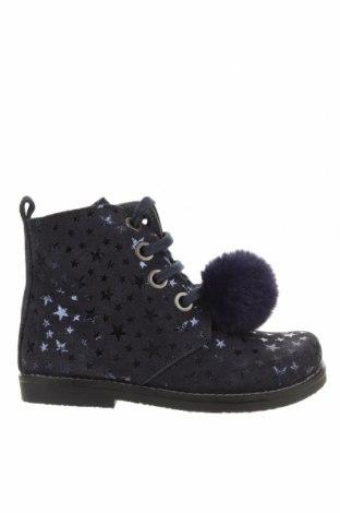Детски обувки Oca-Loca, Размер 31, Цвят Син, Естествен велур, Цена 149,00лв.