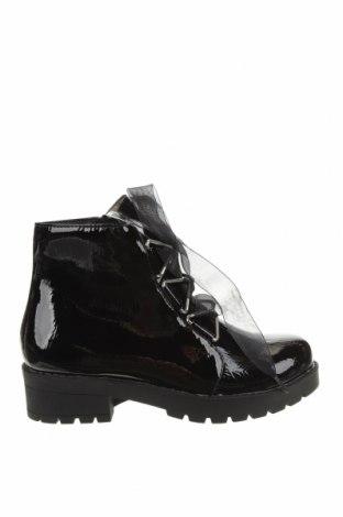 Детски обувки Oca-Loca, Размер 31, Цвят Черен, Еко кожа, Цена 89,00лв.