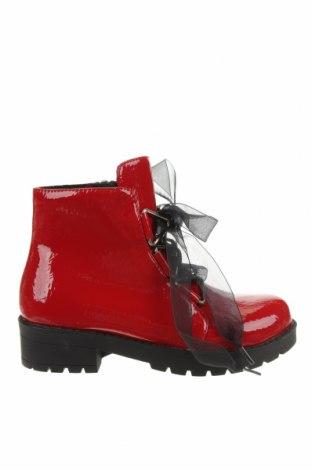 Детски обувки Oca-Loca, Размер 31, Цвят Червен, Еко кожа, Цена 89,00лв.