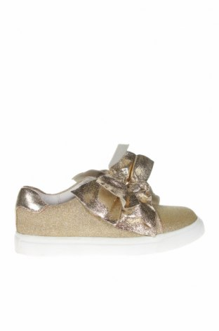 Детски обувки Oca-Loca, Размер 31, Цвят Златист, Текстил, Цена 40,02лв.