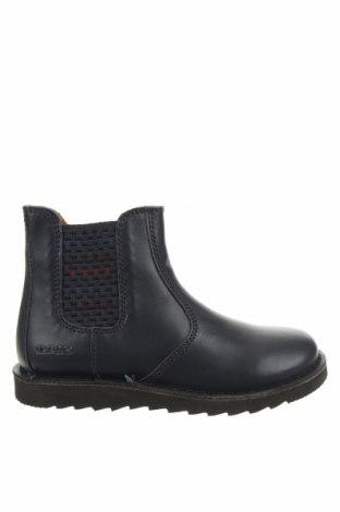 Детски обувки Oca-Loca, Размер 31, Цвят Син, Естествена кожа, текстил, Цена 149,00лв.