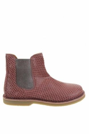 Детски обувки Oca-Loca, Размер 31, Цвят Розов, Естествен велур, текстил, Цена 149,00лв.