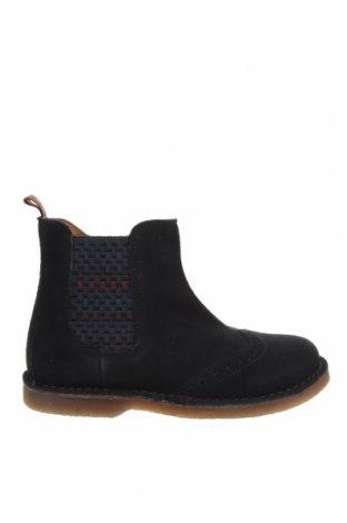 Детски обувки Oca-Loca, Размер 31, Цвят Син, Естествен велур, текстил, Цена 149,00лв.