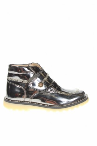 Детски обувки Pablosky, Размер 32, Цвят Сив, Естествена кожа, Цена 129,00лв.