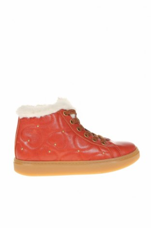 Детски обувки Pablosky, Размер 31, Цвят Червен, Естествена кожа, Цена 112,00лв.