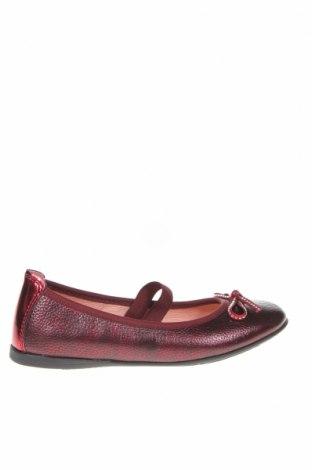 Детски обувки Pablosky, Размер 31, Цвят Червен, Естествена кожа, Цена 24,75лв.