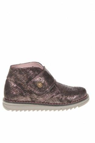 Детски обувки Pablosky, Размер 26, Цвят Сив, Естествен велур, Цена 30,52лв.