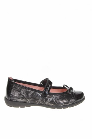 Детски обувки Pablosky, Размер 31, Цвят Черен, Естествена кожа, Цена 28,71лв.