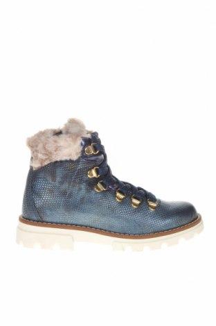 Детски обувки Pablosky, Размер 31, Цвят Син, Естествена кожа, Цена 104,25лв.