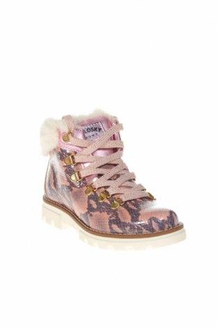 Детски обувки Pablosky, Размер 31, Цвят Розов, Естествена кожа, Цена 149,00лв.