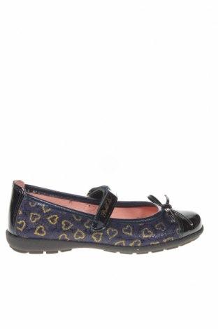 Детски обувки Pablosky, Размер 31, Цвят Син, Естествена кожа, Цена 28,71лв.