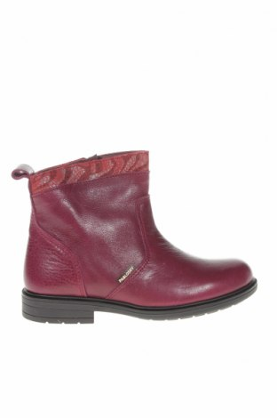 Детски обувки Pablosky, Размер 31, Цвят Лилав, Естествена кожа, естествен велур, Цена 122,00лв.