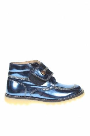 Детски обувки Pablosky, Размер 32, Цвят Син, Естествена кожа, Цена 129,00лв.
