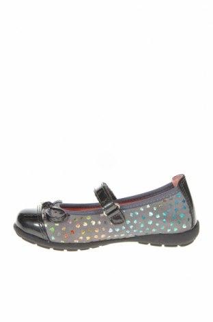 Детски обувки Pablosky, Размер 26, Цвят Сив, Естествена кожа, Цена 66,75лв.