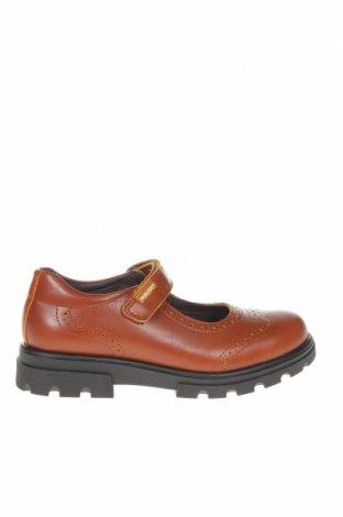 Детски обувки Pablosky, Размер 31, Цвят Кафяв, Естествена кожа, Цена 50,49лв.