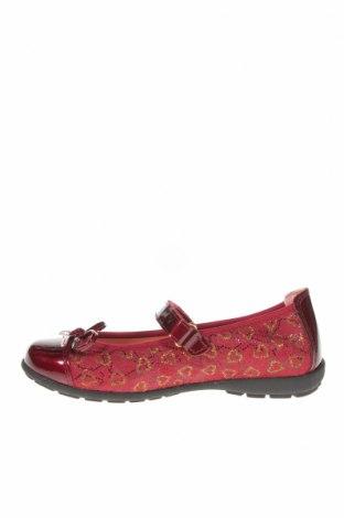 Детски обувки Pablosky, Размер 31, Цвят Червен, Естествена кожа, Цена 74,25лв.