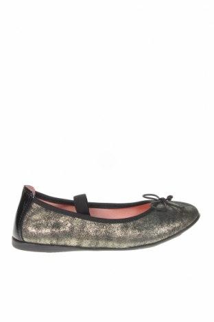 Детски обувки Pablosky, Размер 31, Цвят Черен, Естествена кожа, Цена 52,47лв.