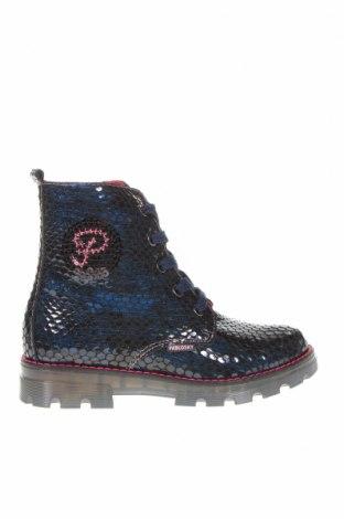 Детски обувки Pablosky, Размер 31, Цвят Син, Естествена кожа, Цена 139,00лв.