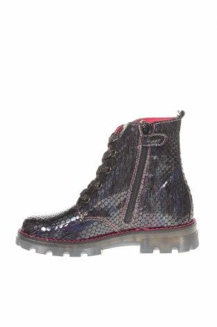 Детски обувки Pablosky, Размер 31, Цвят Лилав, Естествена кожа, Цена 139,00лв.