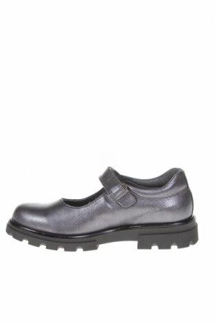 Детски обувки Pablosky, Размер 32, Цвят Сив, Естествена кожа, Цена 53,46лв.